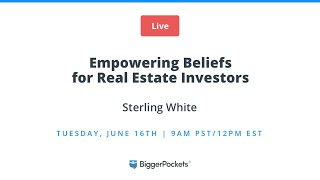 Empowering Beliefs for Real Estate Investors