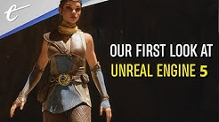 Our First Glimpse of The Unreal Engine 5   The Escapist Show