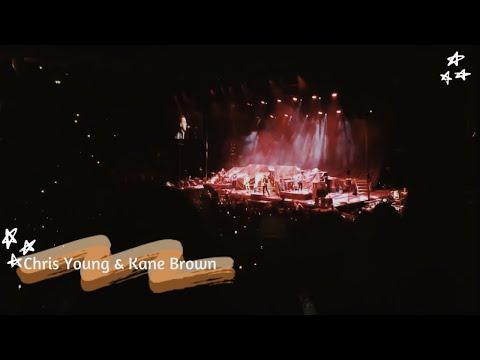 Chris Young & Kane Brown Concert !