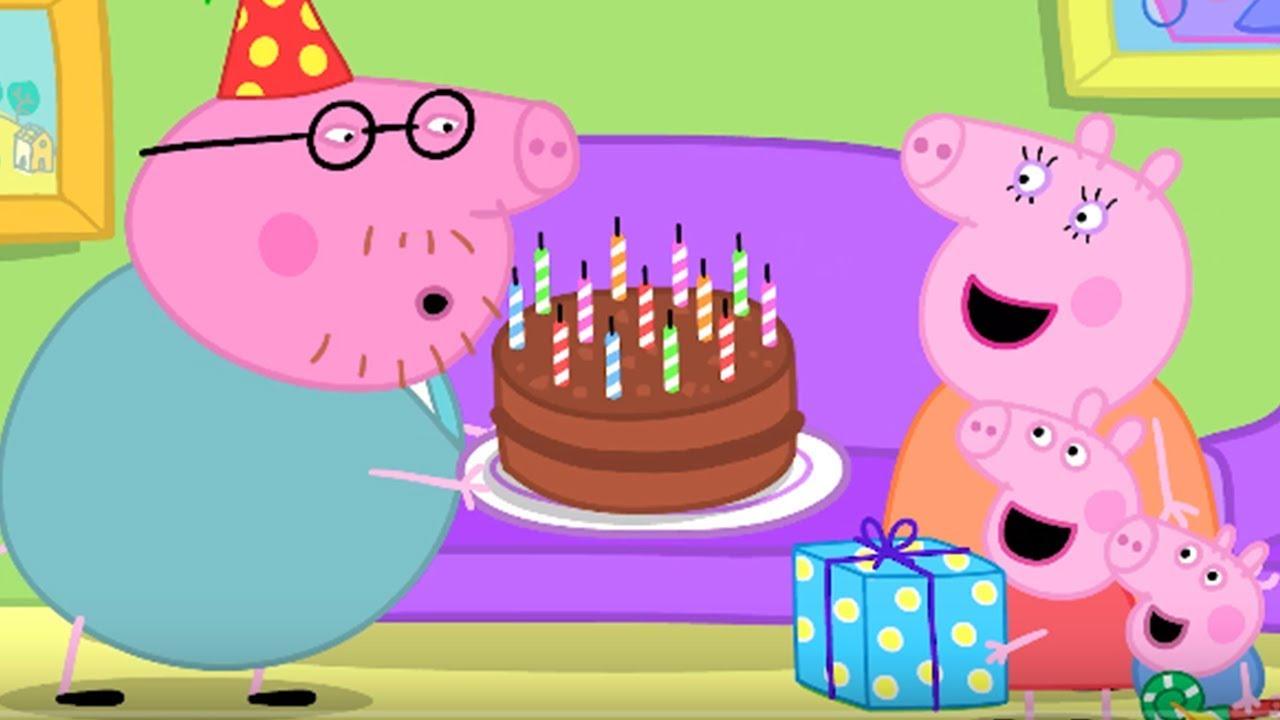 Peppa Pig Episodes in 4K - Peppa Celebrates! - Cartoons for Children 🎉