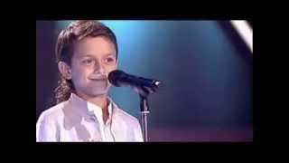 La Voz Kids 2014 España Raúl el balilla (Tanto)   LA FINAL