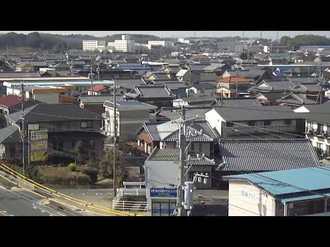 Suzuka City, Mie Prefecture, Japan - city view