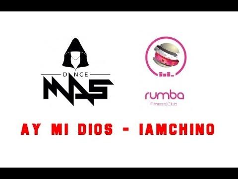 Ay Mi Dios - IAmChino (feat. Pitbull, Yandel & Chacal) - Marlon Alves Dance MAs