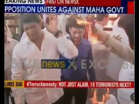 NewsX Exclusive: Opposition protest against scrapping of Muslim Reservation Quota