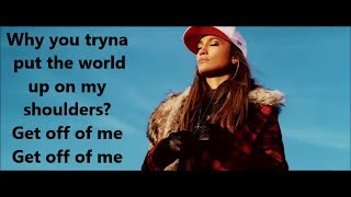 Jennifer Lopez - Same Girl (Lyric Video) HD