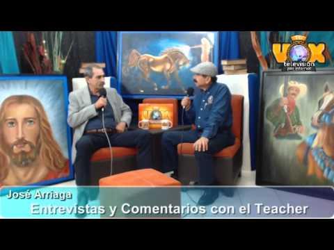 Dr. Ulises Azuara En Exclusiva Para Tu Vox Televisión 3
