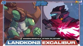 Attack on Aether #8: Landkon2 …