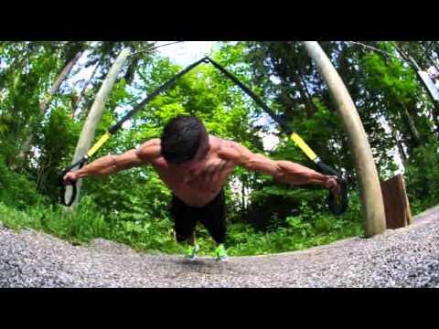 Calisthenics TRX workout - TRX exercices by Jerem Bodyworkout (Switzerland)