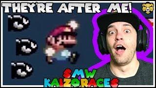 Super Mario World Blind Kaizo Races: Starting Off Awesome!