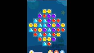 Pop Jewel Mania - How to beat Level 58