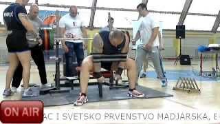 Rade Savic 310 kg Katapult Vladicin Han 4.maj 2013