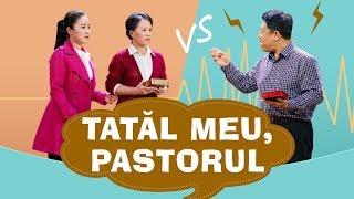 """Sceneta crestina """"Tatăl meu, pastorul"""" O dezbatere despre Biblie"""