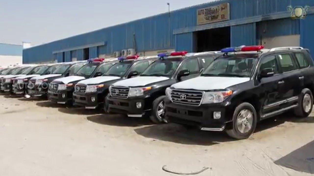 Special Purpose Vehicle Spv Auto Zone Armor Processing