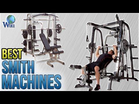 7 Best Smith Machines 2018