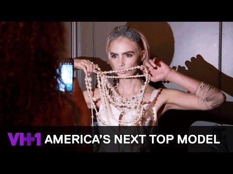 Drew Elliot's Paper Magazine Party Social Media Challenge | America's Next Top Model