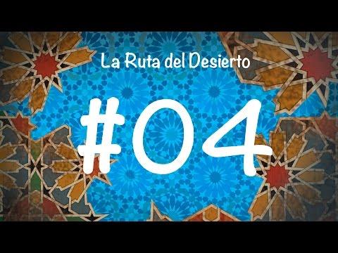 ComandoCamino - La Ruta del Desierto - #04 (Merzouga y Erg Chebbi / Tinghir) Viajar a Marruecos
