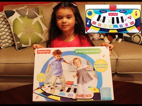 Fisher-Price Dancin' Tunes Music Mat Review