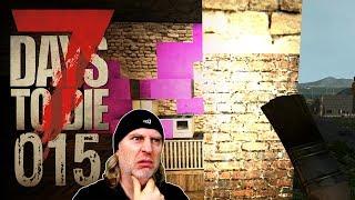 🔨 7 Days to Die [015] [Unser Haus muss schöner werden!] Let's Play Gameplay Deutsch German thumbnail