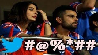 Anushka Sharma BLAMED for Virat Kohli