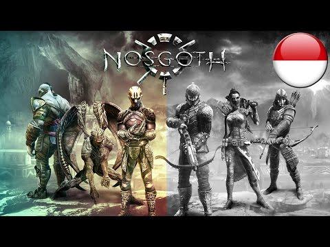 Let's Hunt Human - Nosgoth - Indonesia Gameplay - 동영상