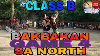 CLASS B BAKBAKAN SA NORTH G4 @YUZUKI LLAMEDO