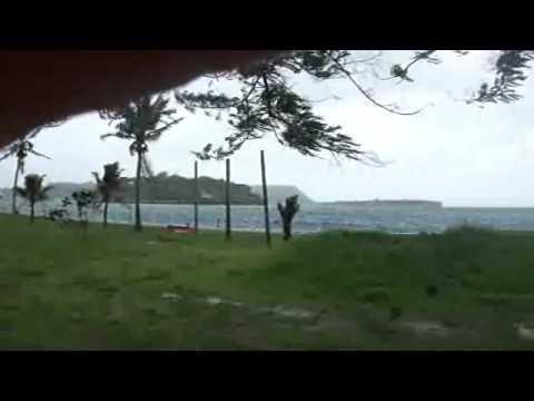 Cyclone Atu 21-02-2011 - Waterfront, Port-Vila