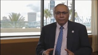 Chief justice (ret.) and former executive director of nova (national organization for victim assistance), richard barajas, shares the powerful story his b...
