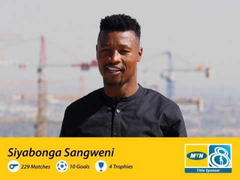 MTN8 Legends - Siyabonga Sangweni