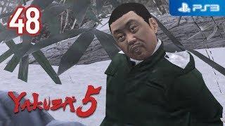 Yakuza 5 【PS3】 #48 │ Part 2: Taiga Saejima │ Chapter 3: Frozen Roar