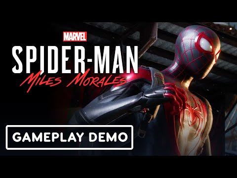 Spider-Man: Miles Morales - Official Gameplay Demo | PS5 Showcase