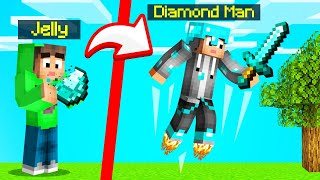 What Happens When YOU EAT DIAMOND In MINECRAFT? (Insane)