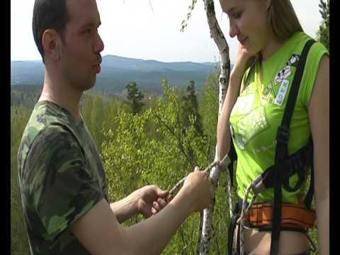 Горная тренировка на горе Волчиха