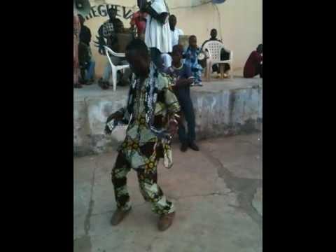 La dance traditionel à  Bafilo togo partir 2.MOV