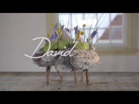 David Ragg Top Design How To Make Flower Arrangements Youtube