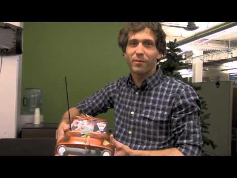 Gravity Falls SDCC Panel teaser streaming vf