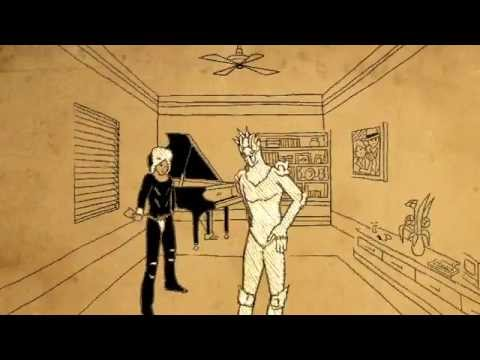 JoJo's Bizarre Adventure-Weather Report-Animation(rotoscope)-Virtual  Insanity 手描きジョジョ(トレス)