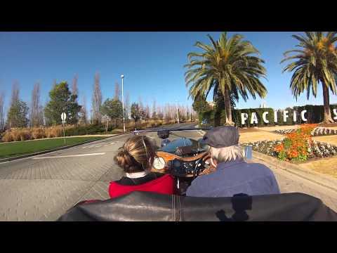 MG drive to Westpoint Marina