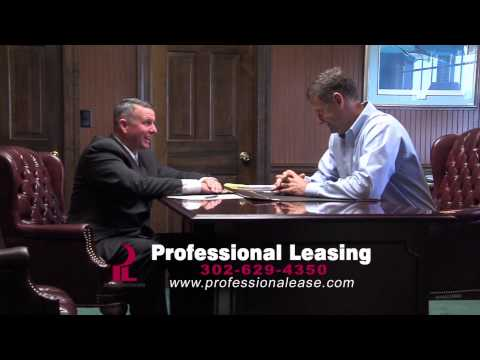 Profesional Leasing - Big or Small