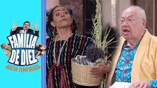 Una familia de 10: Jacinta, ¿llegó para quedarse? | C4 - Temporada 3 | Distrito Comedia