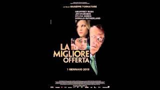 """The Best Offer(la migliore offerta)  """"Volti e Fantasmi"""" - Ennio Morricone Soundtrack"""