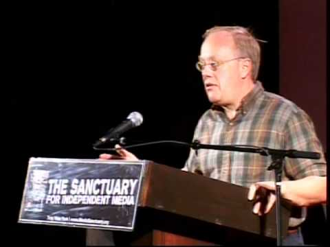 """Chris Hedges """"Death of the Liberal Class"""""""