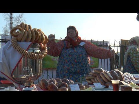 Масленица 2015 в Рязани