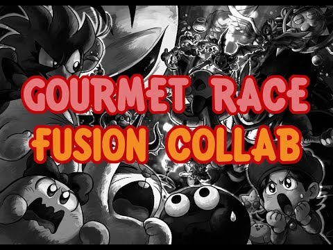 Gourmet Race Fusion Collab | Unofficial Music Video