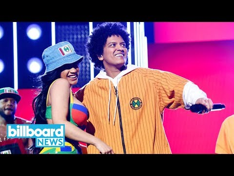 Cardi B Comes Back to Instagram, Reveals New Song With Bruno Mars | Billboard News Mp3