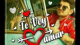 Te Voy Amar - Jonathan Moly  LETRA