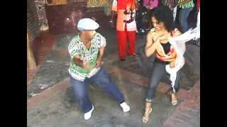 Baile Guaguanco - Los Aspirinas - Regla, Cuba
