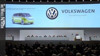 Volkswagen Group Annual General Meeting 2019