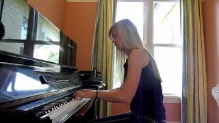 Lara plays the Mortal Kombat theme on piano!