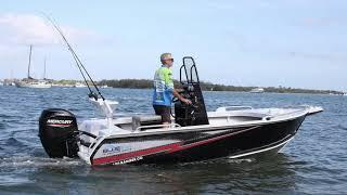 Bluefin 480 Ranger CC