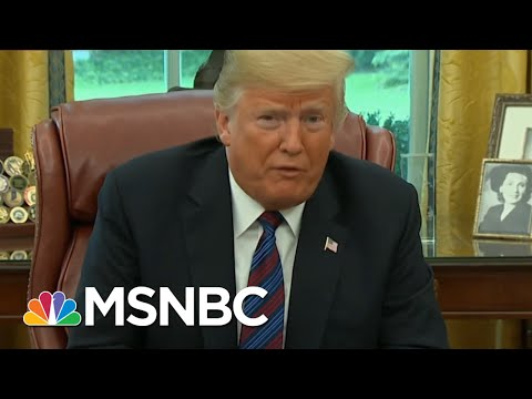 When It Comes To Mexico, Does President Donald Trump Have A Deal? | Morning Joe | MSNBC